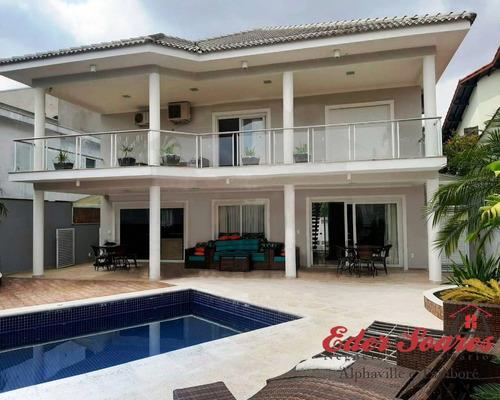 Bela Casa À Venda No Residencial Parque Dos Príncipes Osasco - Es1727