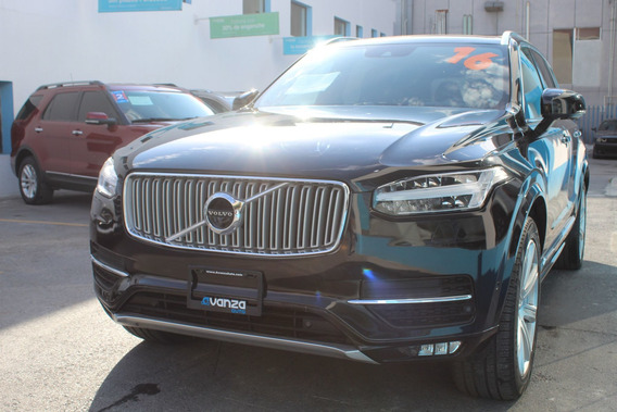 Volvo Xc90 2016 2.0 T6 Inscription Awd At