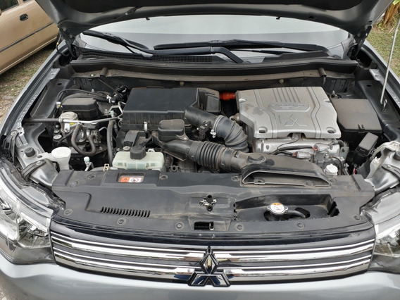 Mitsubishi Outlander Electrico Híbrido
