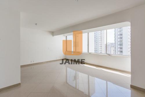 Apartamento Para Venda / Locação No Bairro Higienópolis Em São Paulo - Cod: Ja382 - Ja382