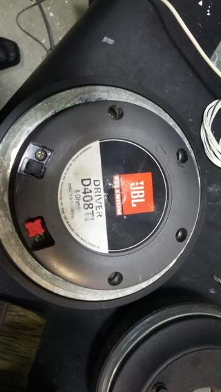 4 Driver Jbl D408ti 8ohms