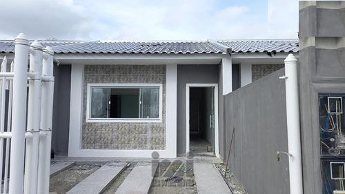 Imagem 1 de 15 de Casas Novas Com Suíte No Baln. Arco Iris - 2387mt-1