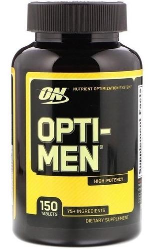 Optimen 150 Cápsulas Multivitaminico Optimum Nutrition
