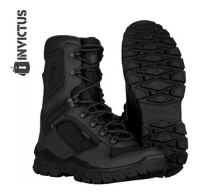 Coturno Bota Invictus Havoc Preta Direct Injection