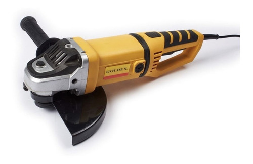 Amoladora Goldex 230mm 1800w 9'' Construcción Herrería