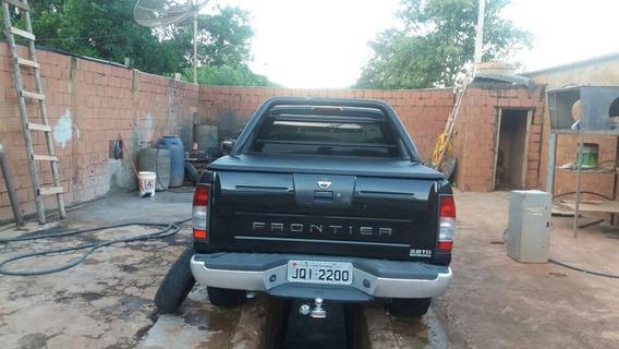Nissan Frontier 2.8 Se Cab. Dupla 4x2 4p 2004
