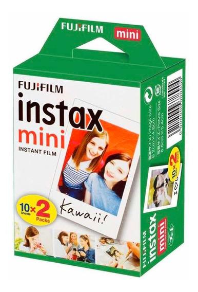 Filme Instax Pack Com 20 Fotos