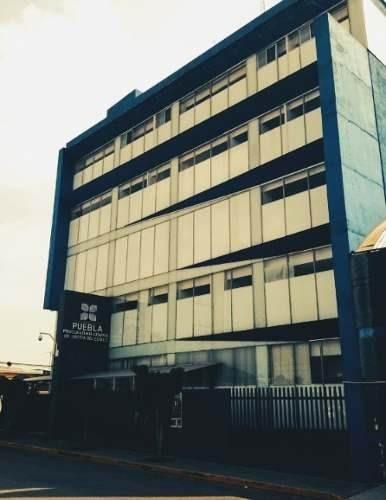 Edificio En Renta Calle Tlaxcala San Rafael Oriente Puebla