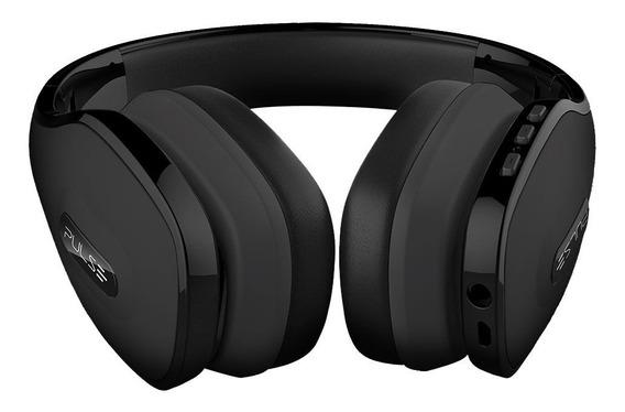 Fone De Ouvido Headphone Bluetooth Pulse Preto Ph150