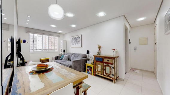 Apartamento De 2 Dormitórios No Bairro Jardim Ester Yolanda - Ap3105v
