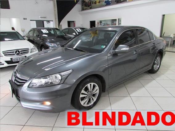 Honda Accord 2.0 Ex 16v Gasolina 4p Automático