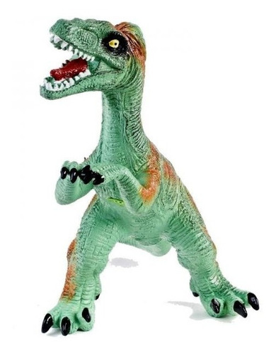 Dinosaurio Soft Utahraptor 40cm Con Sonido Velociraptor Mercado Libre Like other dromaeosaurs, it had a large, hooked claw on its second toe that it might have used. mercado libre