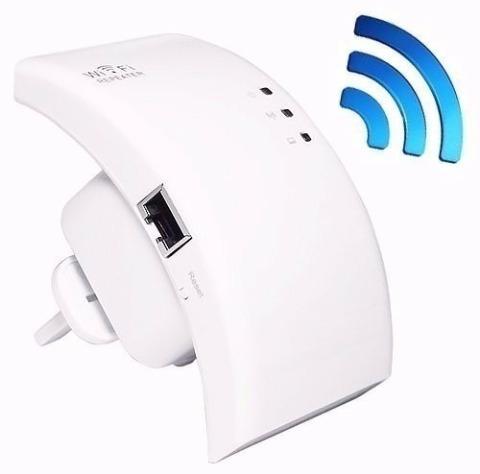 Repetidor Expansor E Roteador De Sinal 300 Mbps Wifi Wireles
