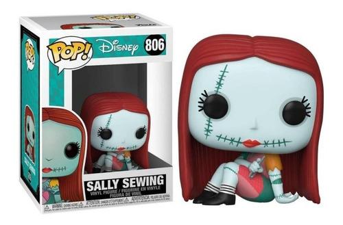 Imagen 1 de 1 de Funko Pop, Sally Sewing 806 - Disney