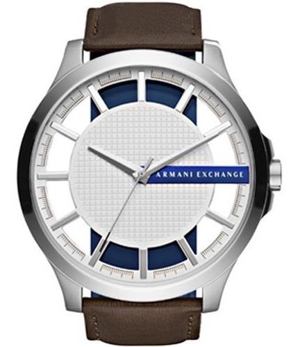 Relógio Armani Exchange Masculino Ax2187/0kn
