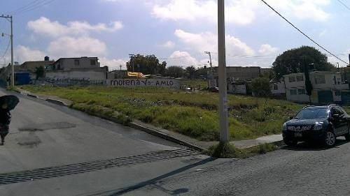 Inversionistas: Terreno Con Dos Frentes, Urbanizado.