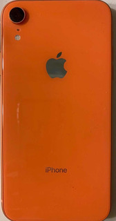 iPhone Xr Coral 128 Gb Liberado - Impecable 7 Meses De Uso!!