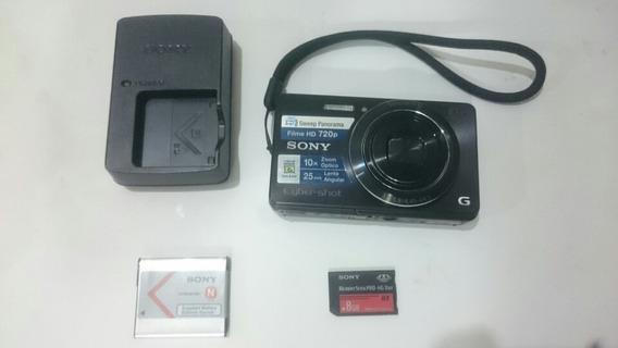 Câmera Digital Sony Cyber-shot Dsc-w690