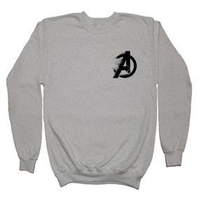 Avengers Endgame Sudadera Fade Logo Hombre Mujer Y Niños Bp