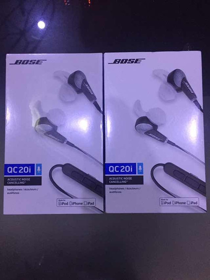 Vendo Audífono Bosé Modelo Qc-20i Nuevos