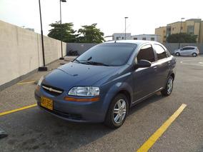 Chevrolet Aveo Family Azul