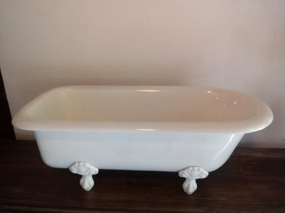 Banheira De Bebe Vitoriana, Vintage, Antiga, Decoração