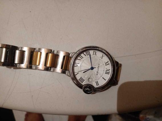 Relógio Cartier Ballon Blue Mm 42