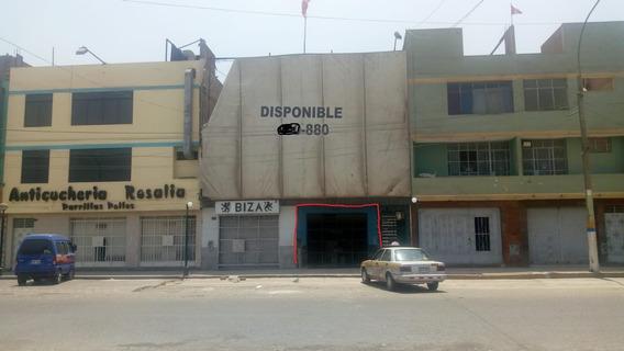 Alquilo Local Comercial Comas Boulevard Retablo