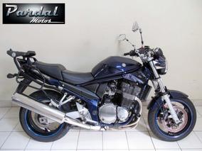 Suzuki Bandit 1200n 2008 Azul