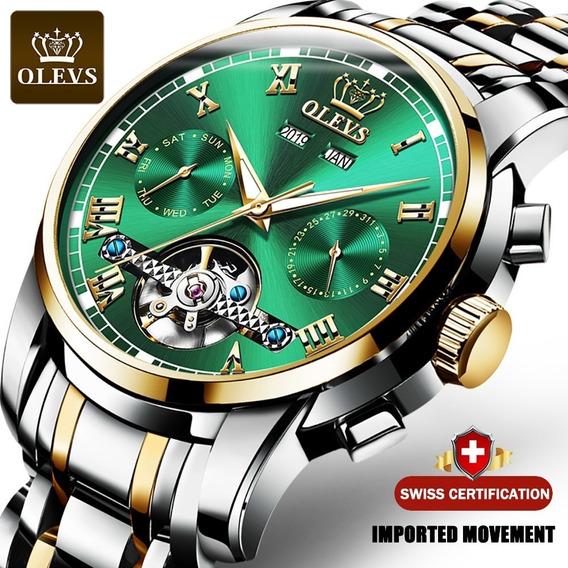 Relógio Olevs Masculino