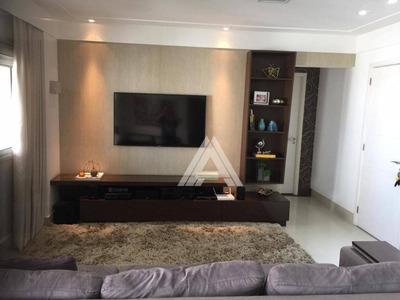 Apartamento Com 02 Suítes À Venda, 109m² - Santa Maria - São Caetano Do Sul/sp - Ap40007