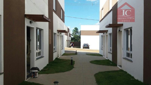 Casa Com 2 Dormitórios À Venda, 50 M² Por R$ 160.000,00 - Água Espraiada (caucaia Do Alto) - Cotia/sp - Ca0701