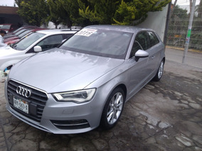 Audi A3 2016 1.8 Attraction At Facilidad De Pago