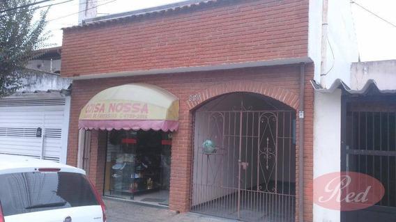 Sobrado No Centro - Suzano - So0341