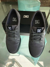 Tênis Dc Shoes Plaza Lite Cinza 39