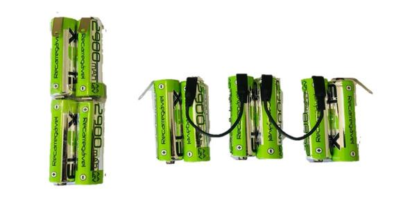 Bateria Aspirador Electrolux Ergorapido 2700mah Ergo 01 A 06