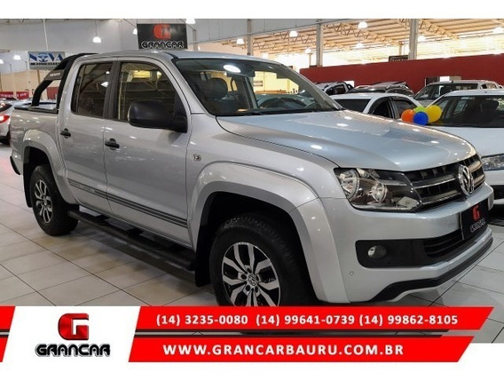 Amarok 2.0 16v Cabine Dupla Dark Label Turbo Intercooler Aut