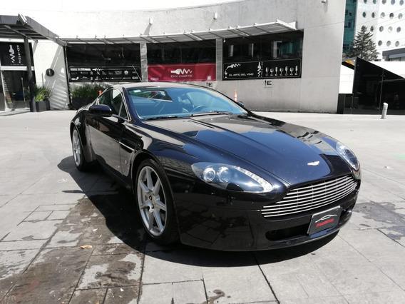 Aston Martin Vantage 2006 Negro