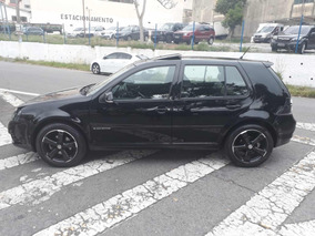 Volkswagen Golf 2.0 Black Edition Total Flex 5p 11 Teto
