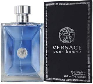 Versace Pour Homme Caballero 200 Ml Edt Spray