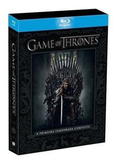 Blu-ray Game Of Thrones - 1a Temporada - Imperdivel!