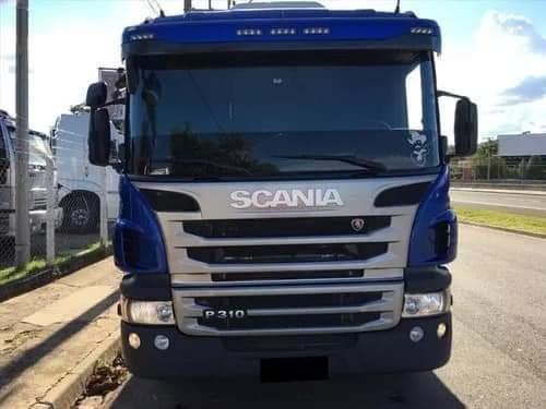 Scania P 310 Na Carroceria