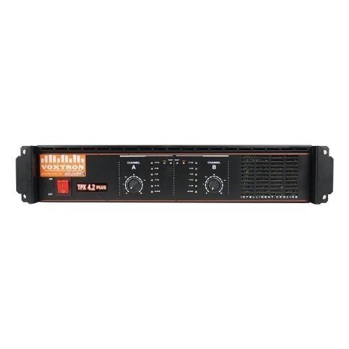 Amplificador Voxtron Tpx 4.2 2 Canais 4200w 4ohms I