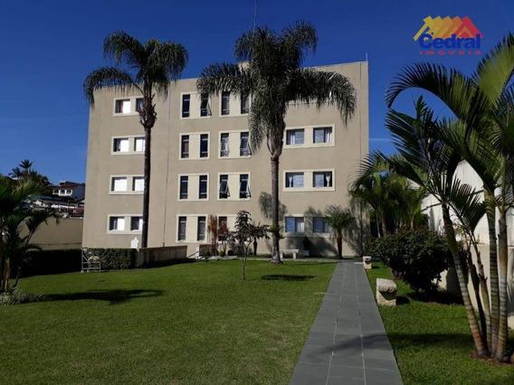 Apartamento Com 2 Dormitórios À Venda, 70 M² Por R$ 220.000 - Mogi Moderno - Mogi Das Cruzes/sp - Ap0761