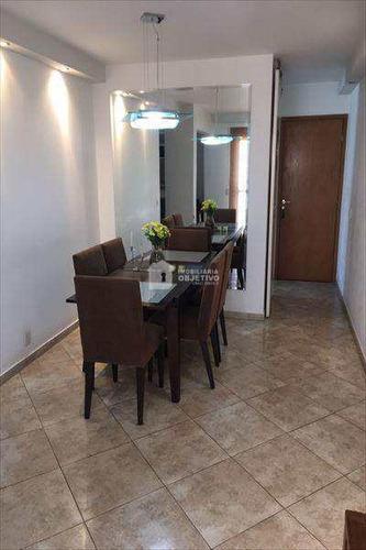 Imagem 1 de 15 de Apartamento Com 3 Dorms, Portal Do Morumbi, São Paulo - R$ 380 Mil, Cod: 2602 - V2602