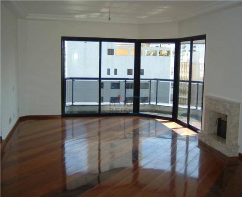 Cobertura Com 4 Dormitórios À Venda, 295 M² Por R$ 3.200.000,00 - Higienópolis - São Paulo/sp - Co0720