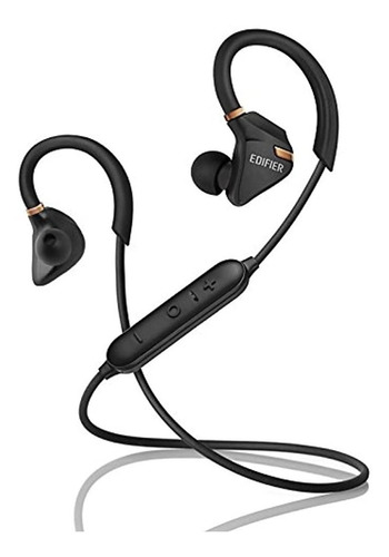 Imagen 1 de 7 de Edifier W296bt Bluetooth V41 Auriculares Deportivos Inear Au