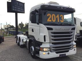 Scania R 440 6x4 Ano 2013