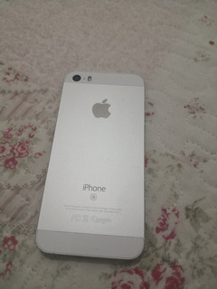 iPhone Se Prata/branco 32 Gb