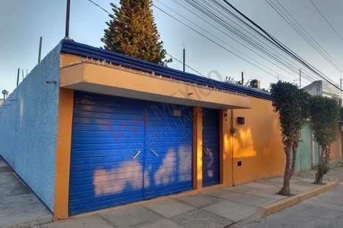 Se Vende Casa En Zona Hospitales Pachuca $2,000,000 Con Departamento Para Renta